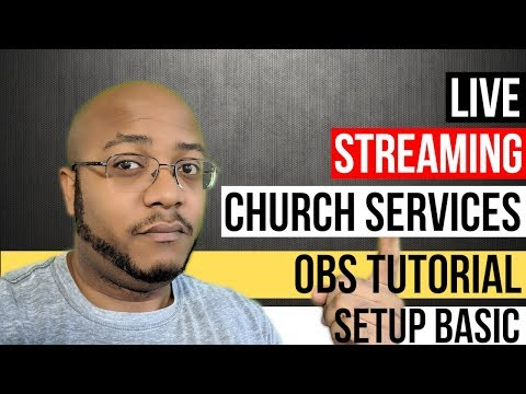 Live Streaming Church
