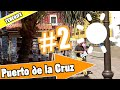 Puerto de la Cruz Tenerife Spain: Tour of beach and resort (Part 2)