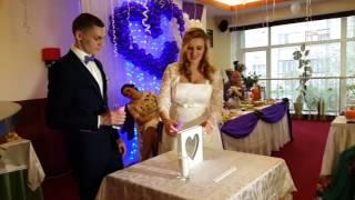 Свадьба - Песочная церемония