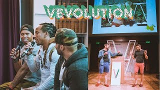 VEGAN STARS DESCEND ON LONDON FOR VEVOLUTION FESTIVAL 2017