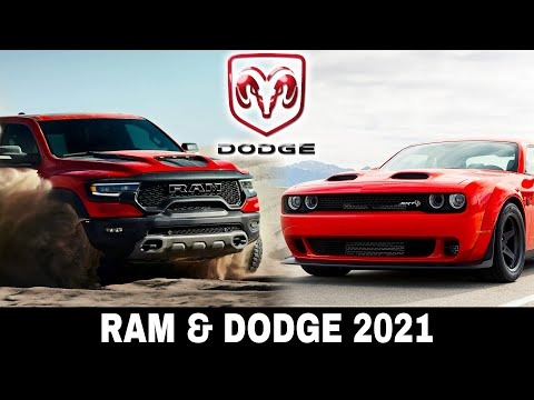 9 Upcoming RAM Trucks and Dodge Muscle Cars Bringing V8 Power to the Masses