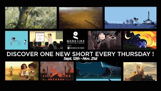TRAILER - GOBELINS' 2019 animated short films to be released soon!