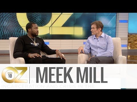 DJ QUEST - Meek Mill Talks Parole System & The Two Americas On The Dr. Oz Show