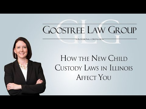 How the New Child Custody Laws in Illinois Affect You