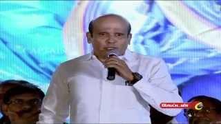 Sagaptham Audio Launch - Actor Vagai Chandrasekar's Speech