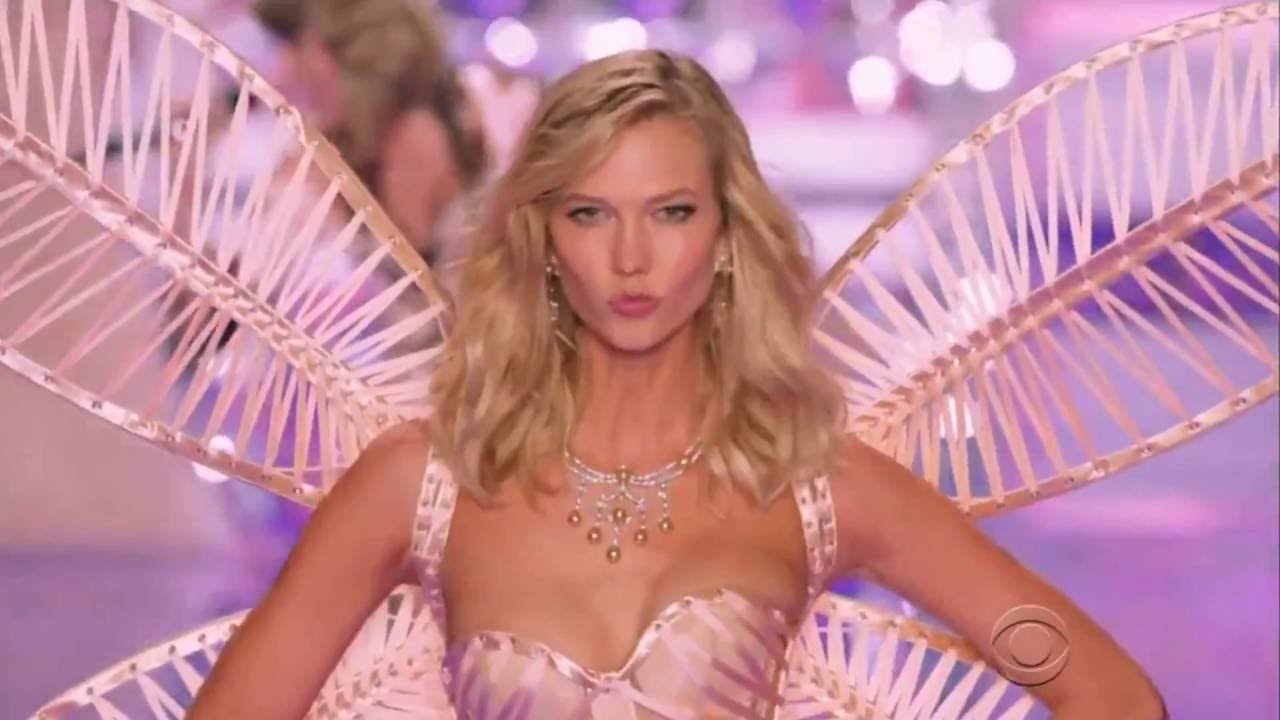 2f4c2ef880 Karlie Kloss Victoria s Secret Runway Walks (2011 - 2014) HD - YouTube