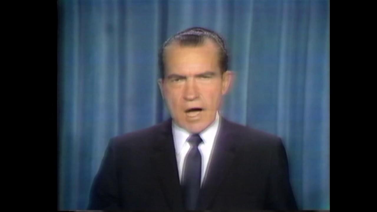 President Richard Nixon Address to the Nation on Vietnam, May 14, 1969