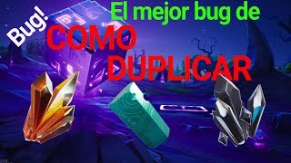 HOW TO DUPLICATE RAYSOL AND ALL TYPES OF MATERIALS IN FORTNITE SAVE THE WORLD!!! THE BEST BUG!