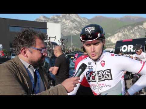 40th Giro del Trentino Melinda: Kamberaj and Filosi unveils stage-3