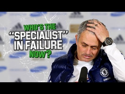Who's The Specialist In Failure Now?
