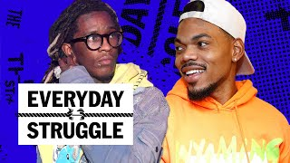 Young Thug & Chance's Impact, Next 'Drake-Level' Rapper Coming from the UK? | Everyday Struggle