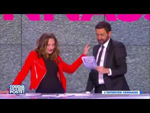 Camille Cottin : L'interview Connasse dans TPMP