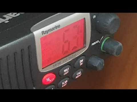 New VHF channel for maritime safety broadcasts