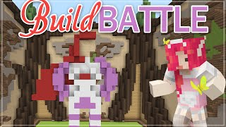 Minecraft BUILD BATTLE ♡ Superhero!