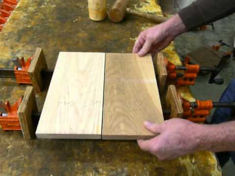 Edge Gluing and Clamping Techniques