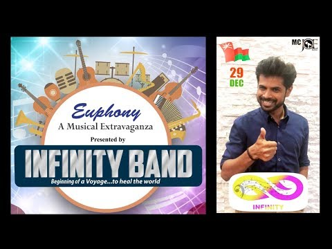 MC Joe - Promo for Infinity Band-Oman