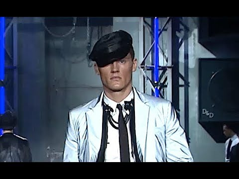 DSQUARED2 Spring Summer 2013 Menswear Milan - Fashion Channel