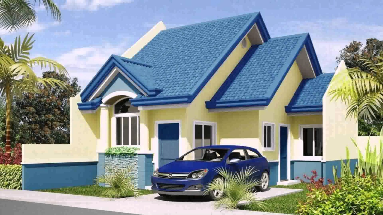 simple house design with second floor philippines - Simple House Design With Second Floor