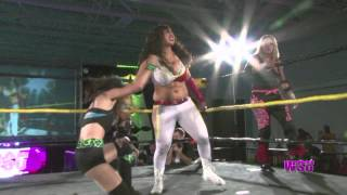 WSU: Niya Barela vs. Nevaeh (CZWstudios.com) WOMEN