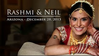 Rashmi Bhat & Neil Singh - Cinematic Same Day Highlight (South Indian Hindu)