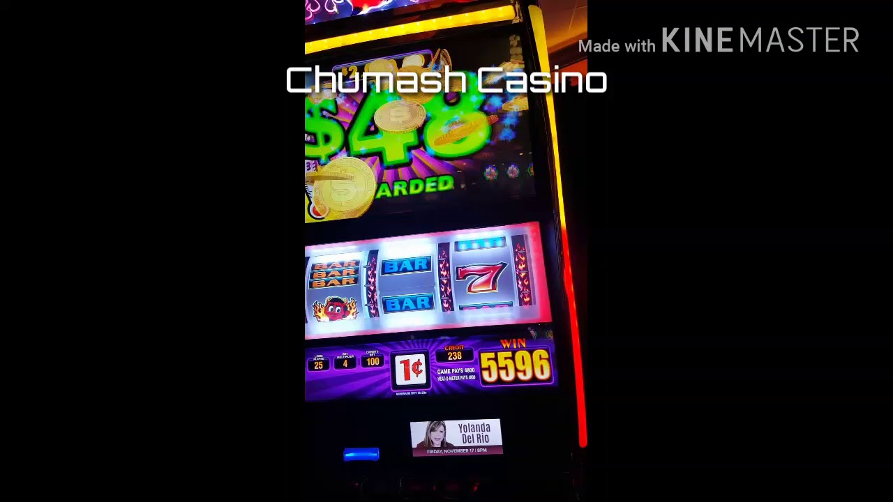 chumash casino big win