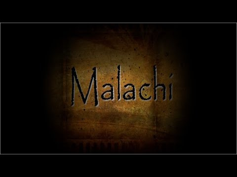 The Book of Malachi in 4 Minutes