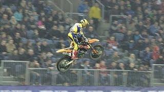 Arenacross Motocross Odyssey Arena Belfast 18th January 2014