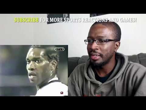 Jay Jay Okocha - The Worlds Greatest REACTION