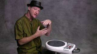 V-Drums Lesson 27: Brad Dutz - Tabla Basics