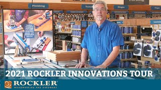Rockler Innovations 2021 Store Tour