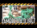 Clássicos da Estrada | Lambretta D 1957