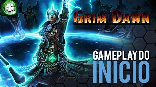 Grim Dawn - Action RPG no estilo Diablo | PC Gameplay PT-BR Steam
