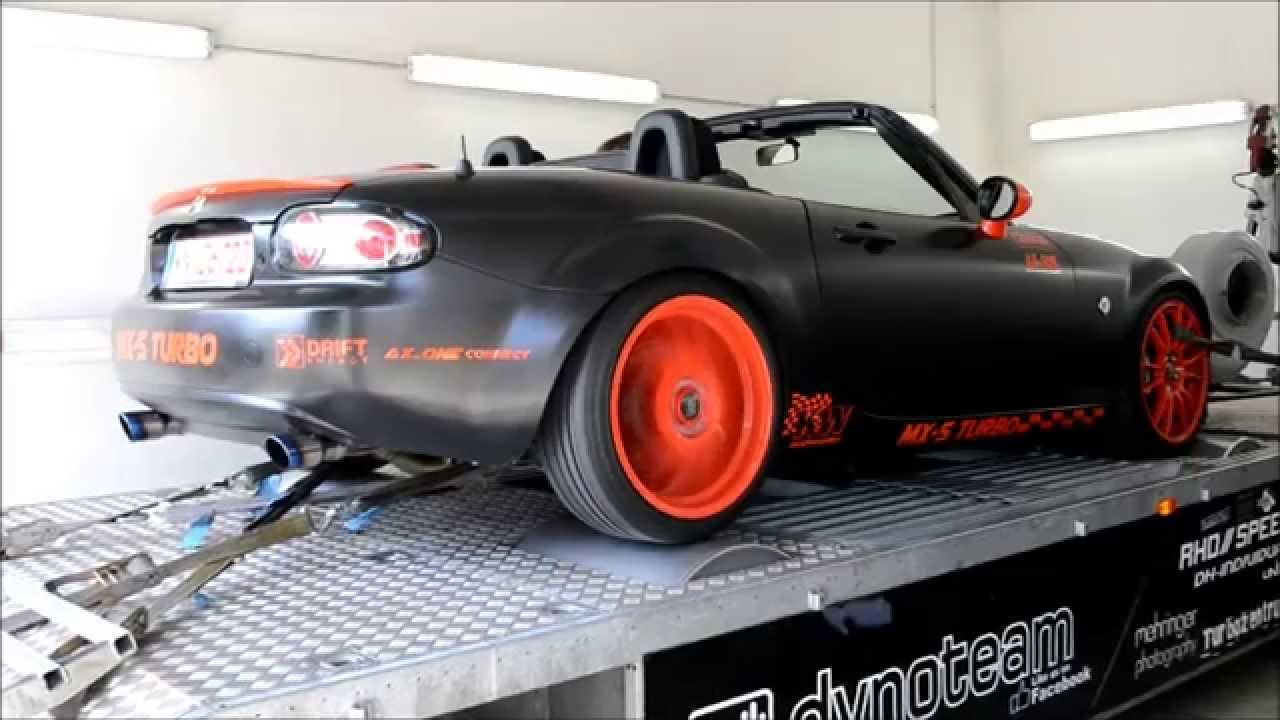 mazda mx 5 nc stage 1 turbo kit by hk power youtube. Black Bedroom Furniture Sets. Home Design Ideas