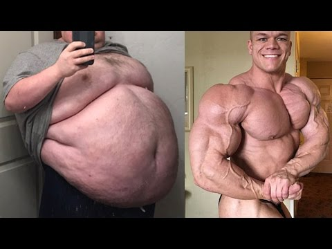 From Fat Chubby To Fit Muscular Ripped Body   Best Transformations Ever!   1 million views
