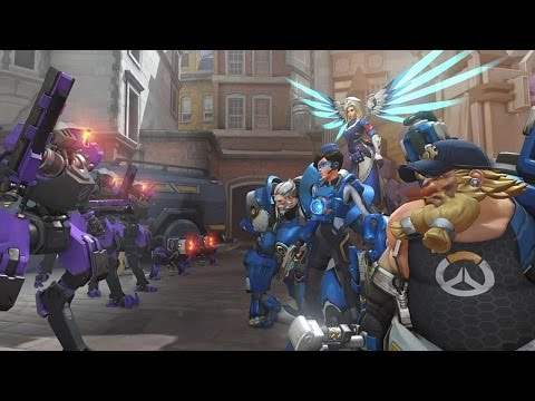Overwatch Uprising Rejects