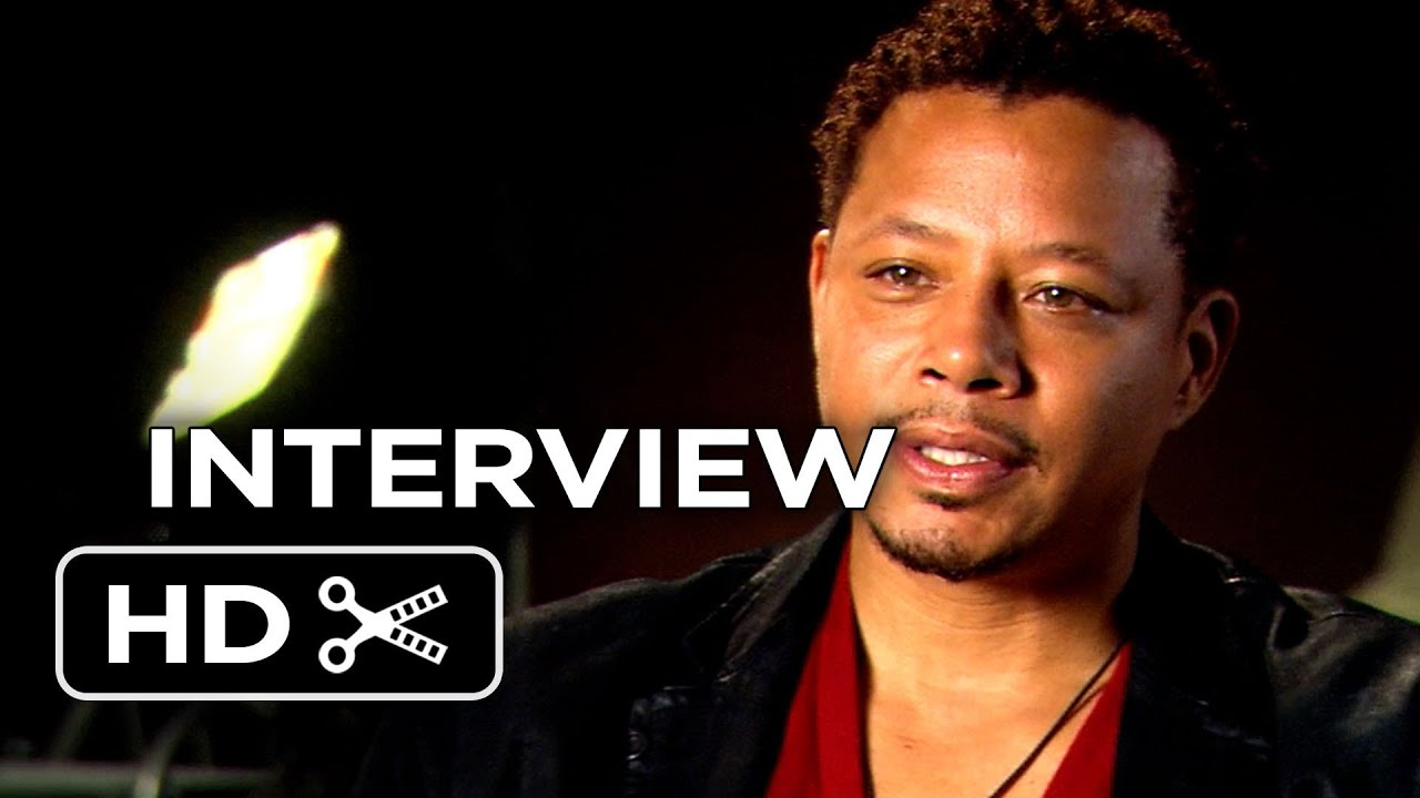 The Best Man Holiday Interview - Terrence Howard (2013) - Taye Diggs Movie HD