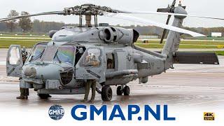 Let's start a MH-60R Seahawk CVN-75 Harry S. Truman [4K]  #MH60 #CNV75 #CARRIER