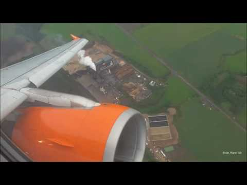 EasyJet Airbus A319-111 | Inverness to Bristol *Full Flight*