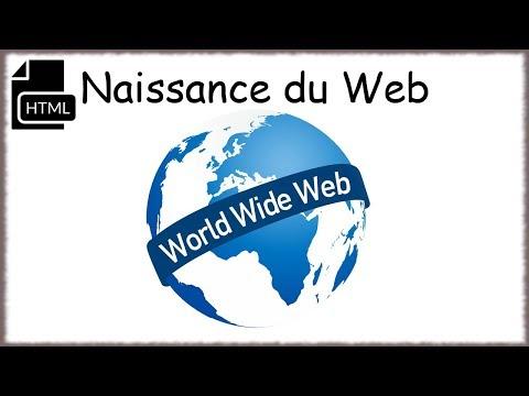HTML - 00 - Naissance Du HTML