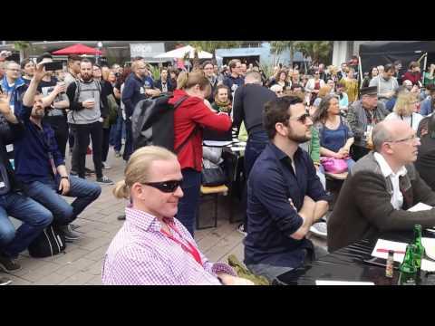 Babaloda Brass Band; Musikmesse Frankfurt
