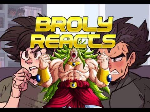 Broly Reacts to | Game Saiyans: Pachinko Town