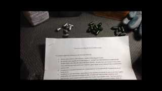 HI-TEK Bullet Coating Part 1