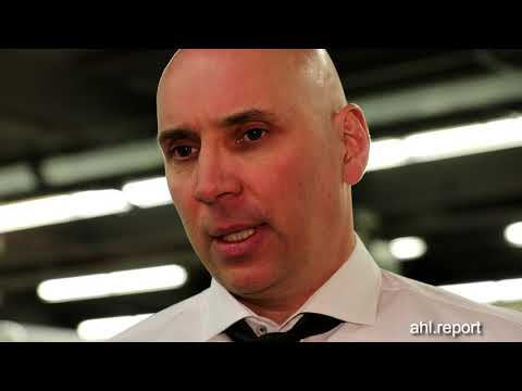 Laval Rocket Year-end Interview with Head Coach Sylvain Lefebvre