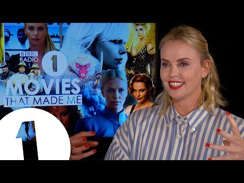 """It looked like it was a vibrator!"": Charlize Theron on her Mad Max momento"