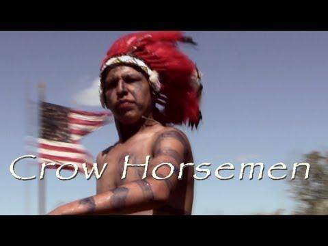 Battle of the Little Bighorn Reenactment Native Riders Video