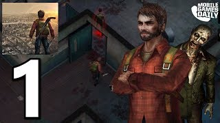 Delivery from the pain - Zombie Survival Gameplay Walkthrough Part 1 (iOS Android) screenshot 1