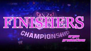 Divas MV - Top 25 WWE Divas Finishers