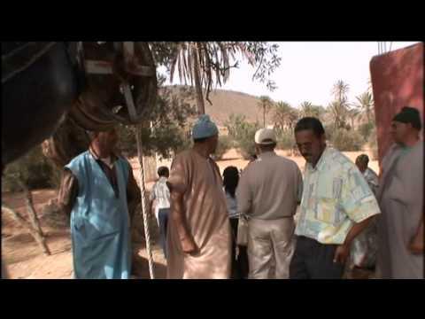モロッコ 安全な水と新しい命のために