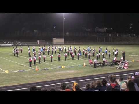 South Portland High School Marching Band 09/17/2016
