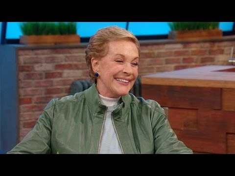 Dame Julie Andrews Embarks on an All-New Adventure + It Involves PUPPETS